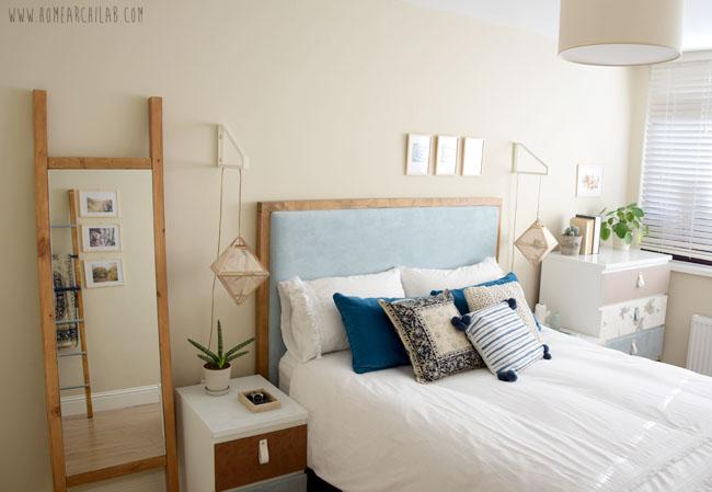 transformación dormitorio
