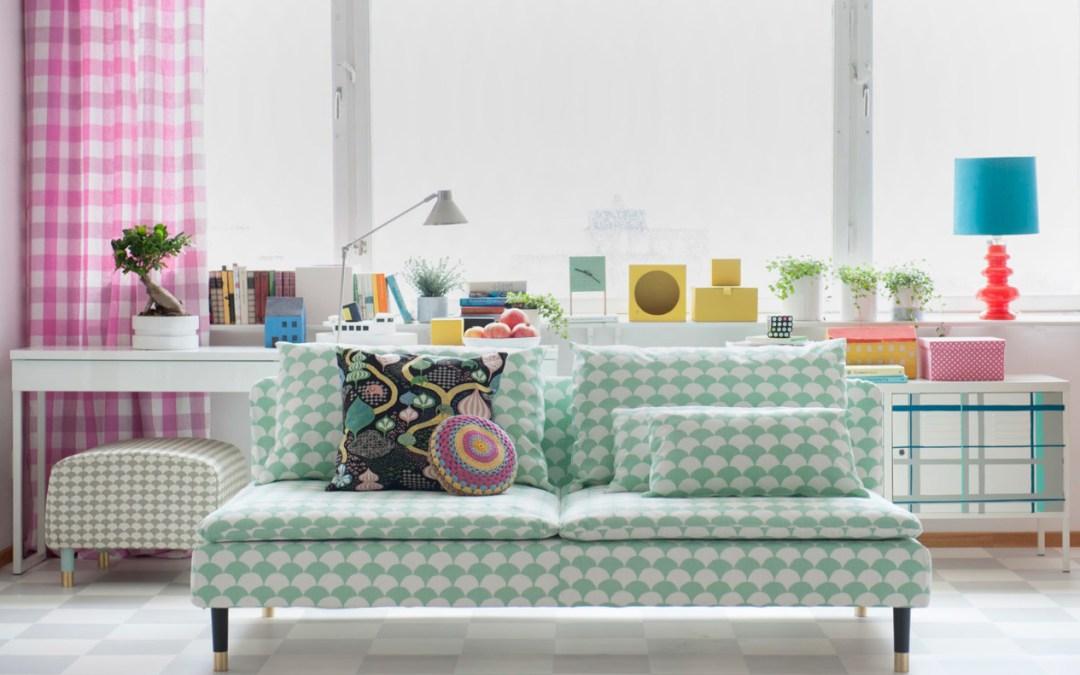 13 TIENDAS PARA TRANSFORMAR MUEBLES DE IKEA Patas, fundas de sofá, vinilos adhesivos y frentes de mobiliario para hacer Ikea Hacks