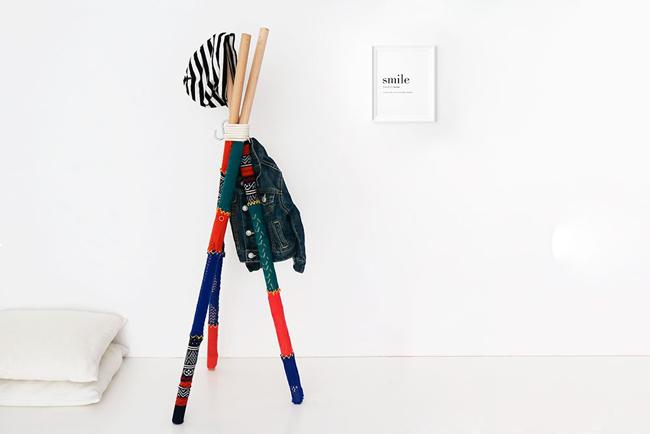 reciclaje y diy de decoración