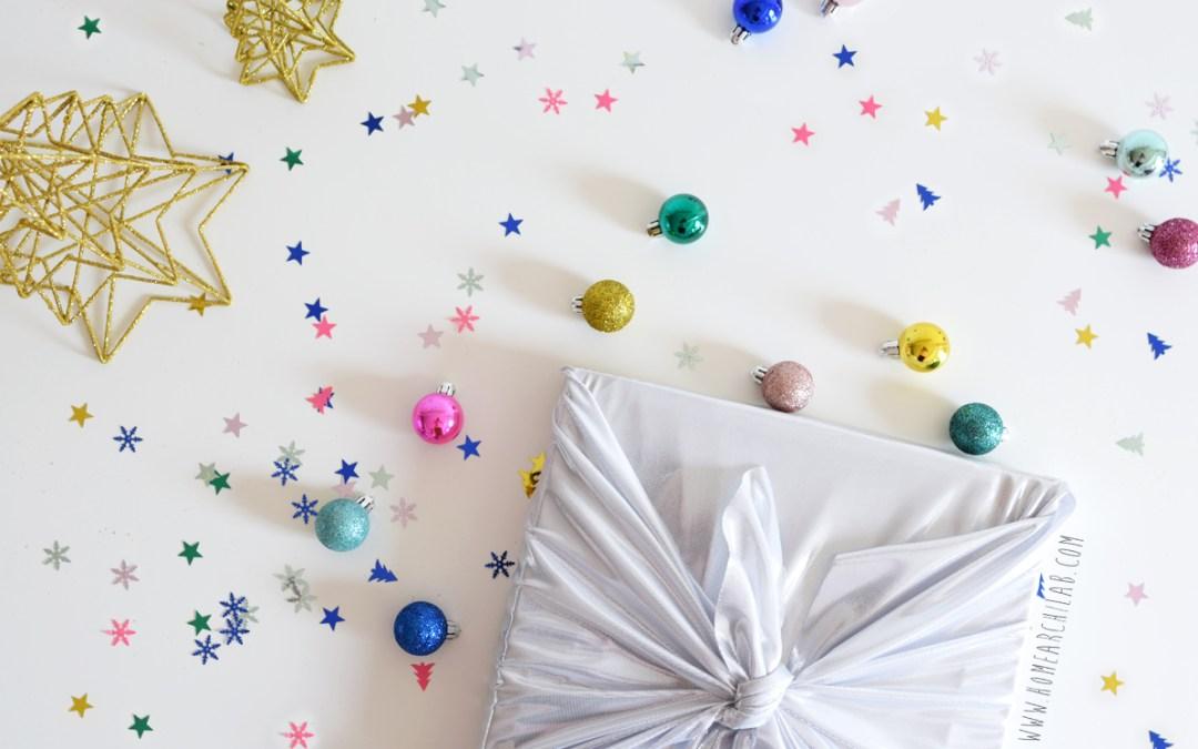 5 MANERAS DE ENVOLVER REGALOS CON TELA Aprende Furoshiki para sorprender y concienciar estas Navidades
