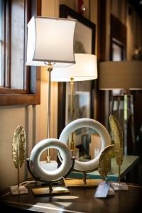 lamps and interior decor
