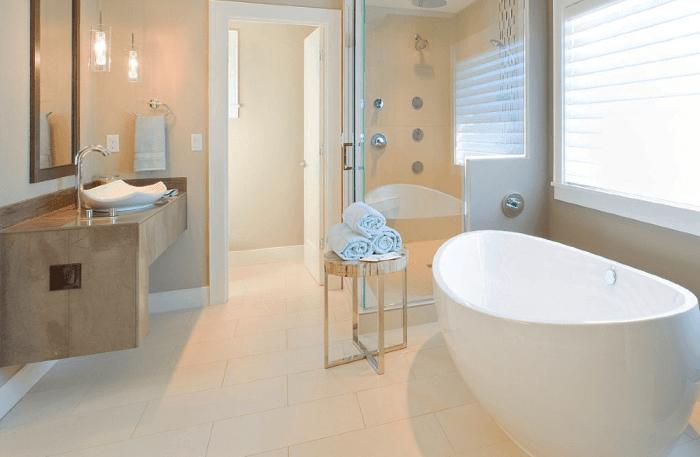 smart bathroom trend 2020