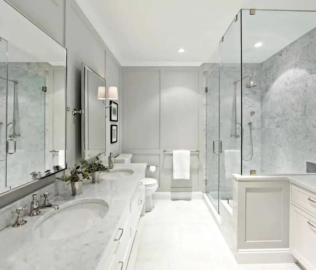 56 Ideas for an Elegant Master Bathroom (Photo Gallery ...