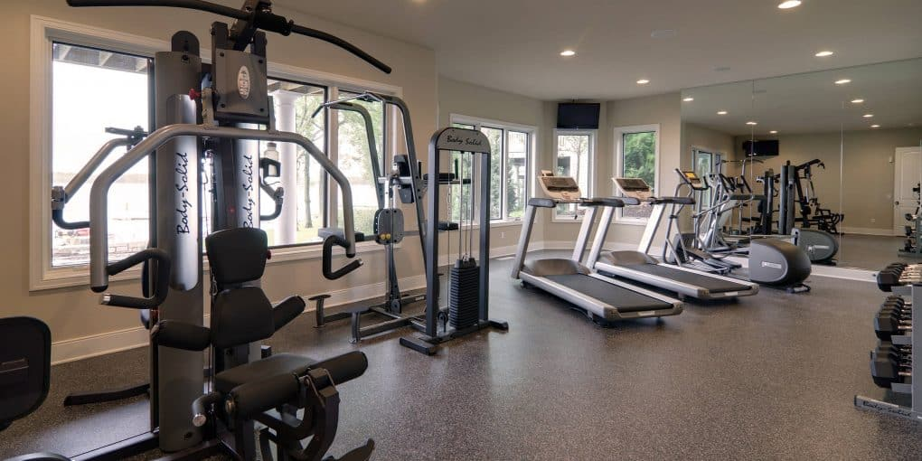 20 Amazing Home Gym Design Ideas