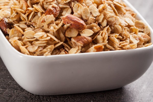 Honey Walnut Granola