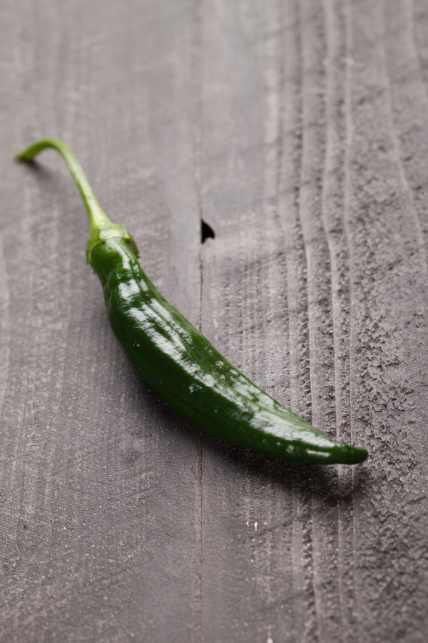 Holy Mole pepper for zucchini chili
