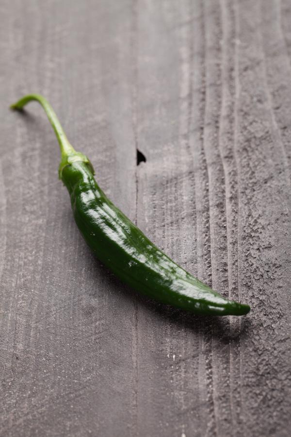 Holy Mole pepper for zucchini chili