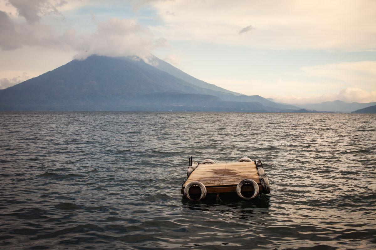 Lake Atitlan Guatemala - Finding Joy Amidst Storms #homebakedjoy