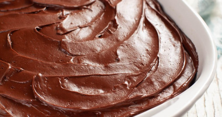 Moist and Delicious Egg-Free Chocolate Cake Recipe