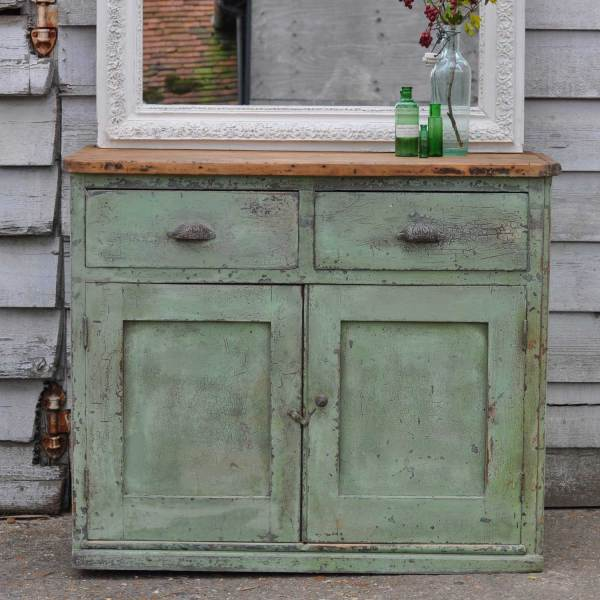 homebarn-vintage-green-2-door-cupboard-