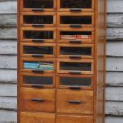 Vintage-Oak-haberdashery-cabinet-2