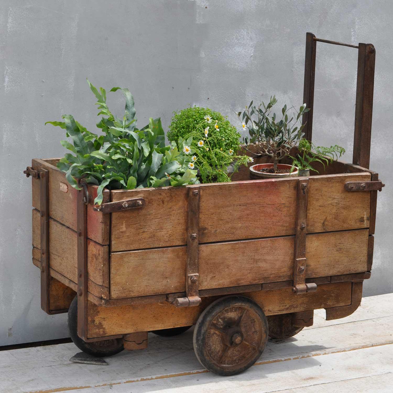 Vintage Slingsby Porters Sack Truck Cart