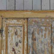 Antique-Rustic-Two-Door-Original-Paintwork-Cupboard-4