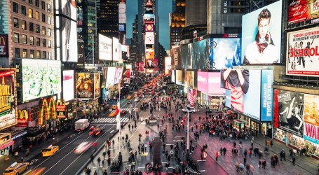 SeneGence International Has Arrived in the Big Apple and on Broadway!