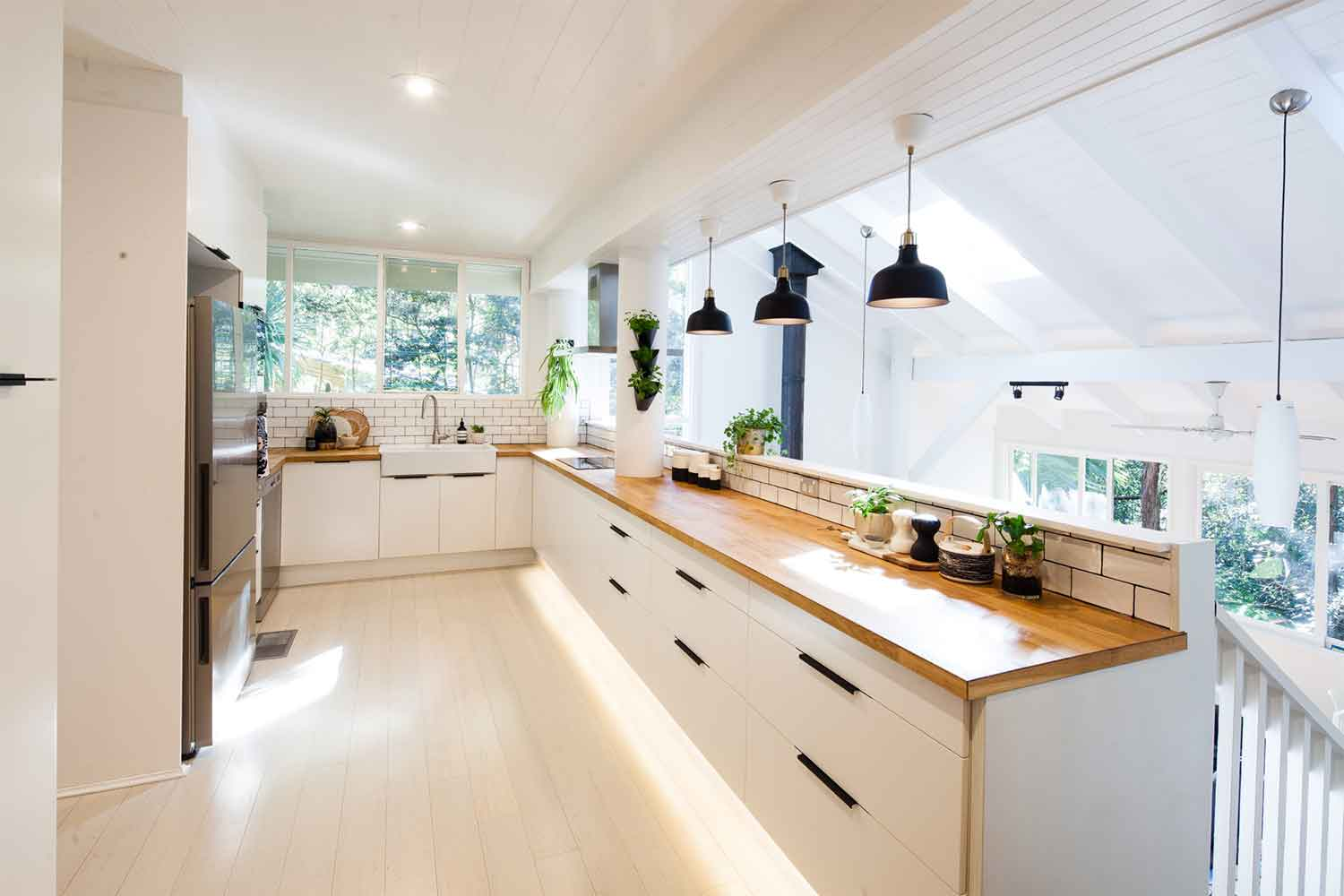 7 Stunning Ikea Kitchens Home Beautiful Magazine Australia