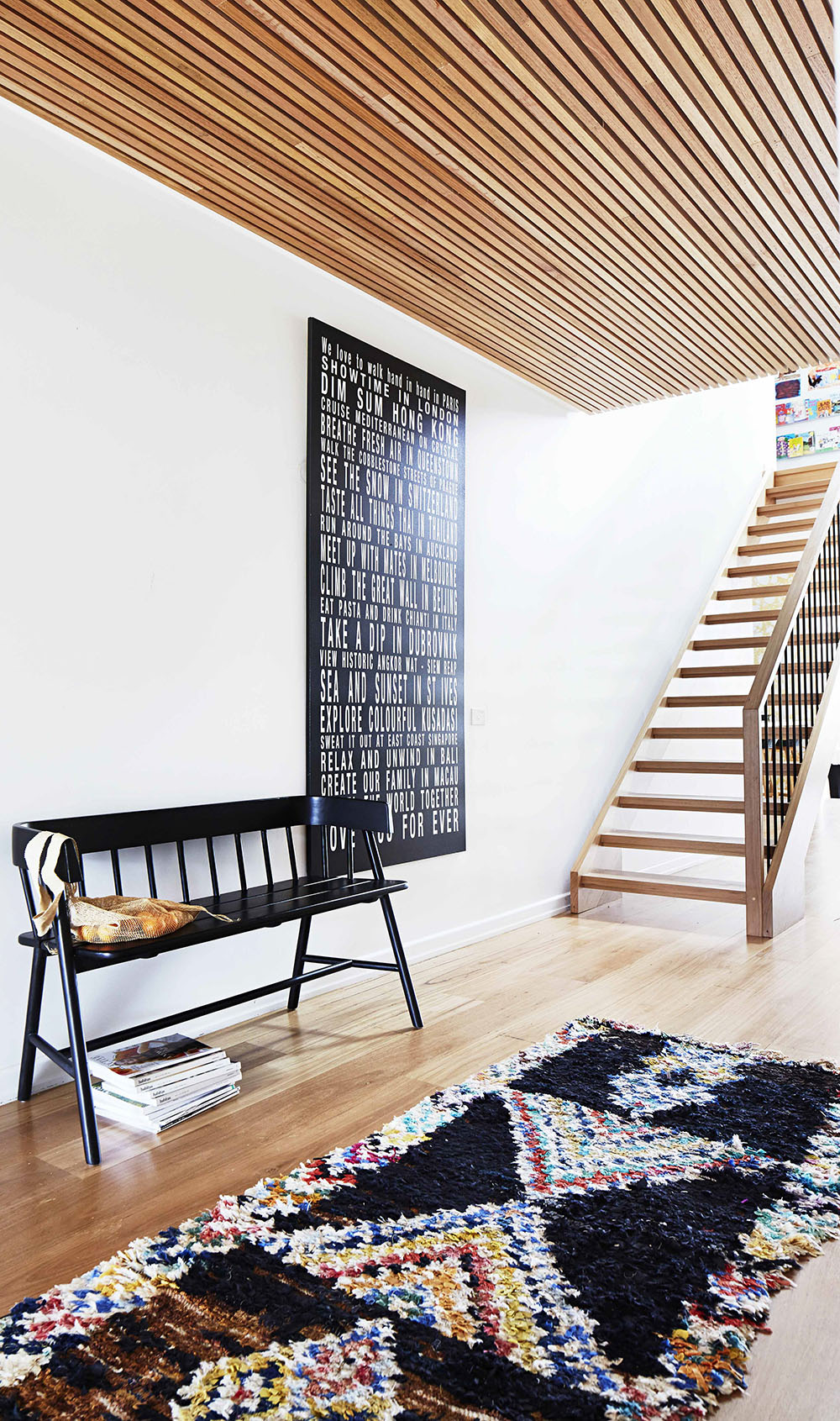 10 Steps To A Stunning Staircase Home Beautiful Magazine