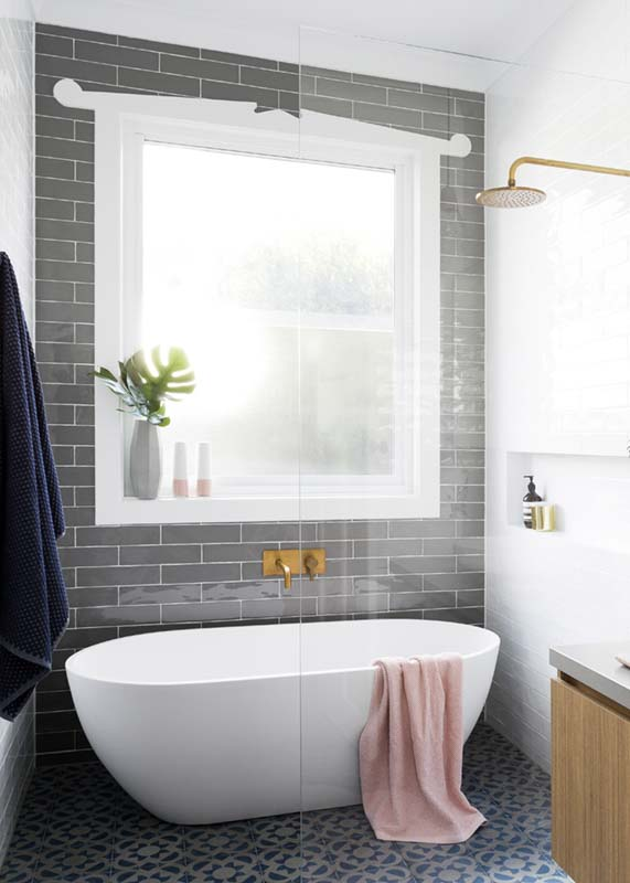 A Renovator S Guide To Showers Vs Baths Home Beautiful Magazine Australia
