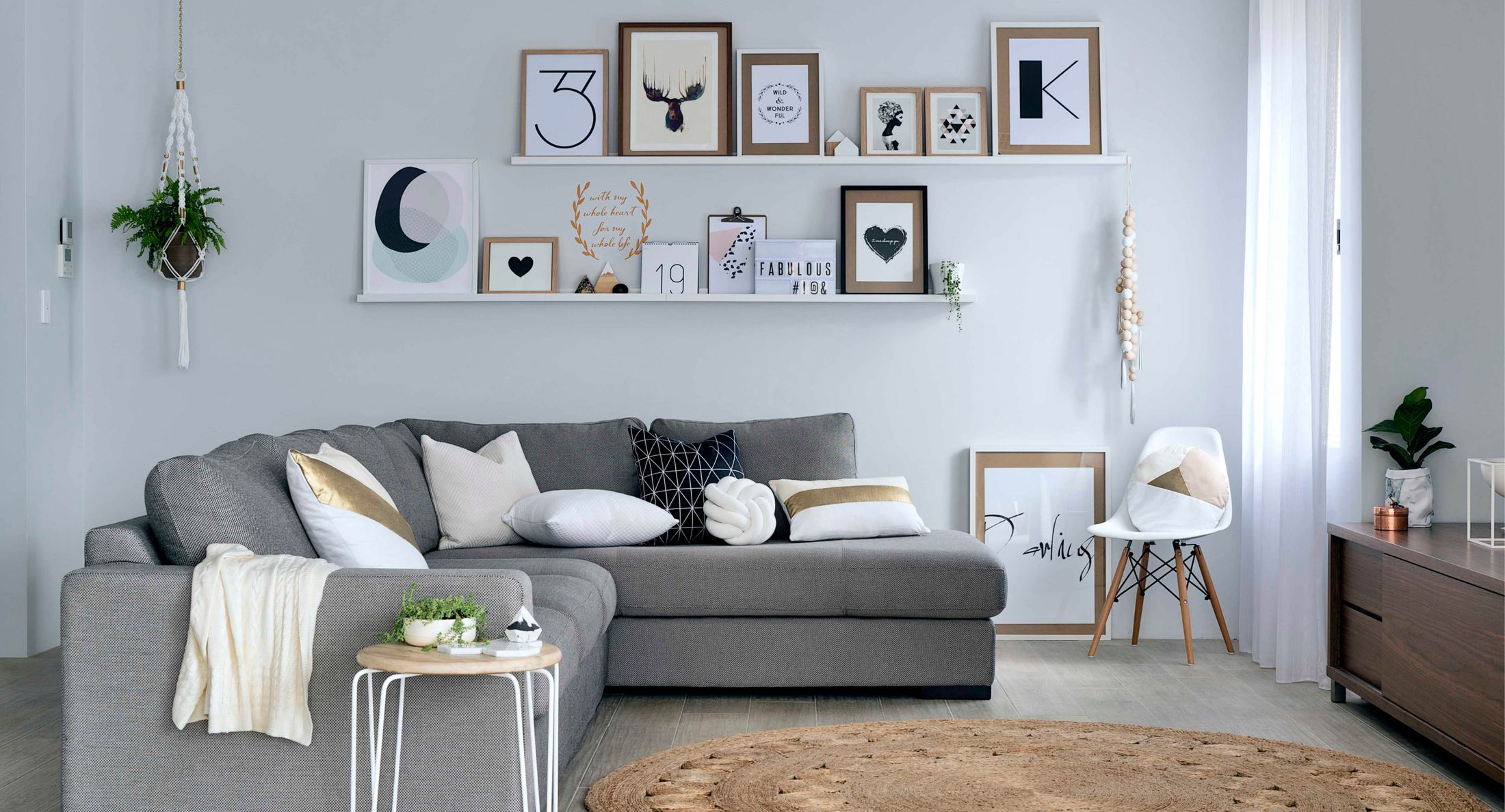 How To Decorate With Neutrals Home Beautiful Magazine