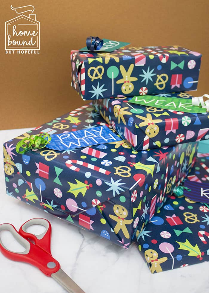 Four Gifts Of Christmas - Cool
