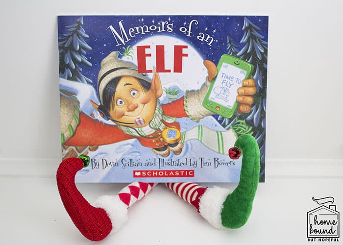 Memoirs Of An Elf- Christmas Story Time- Book