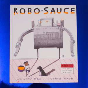 robo-sauce front cover