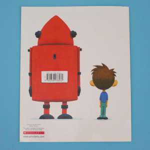 boy + bot back cover