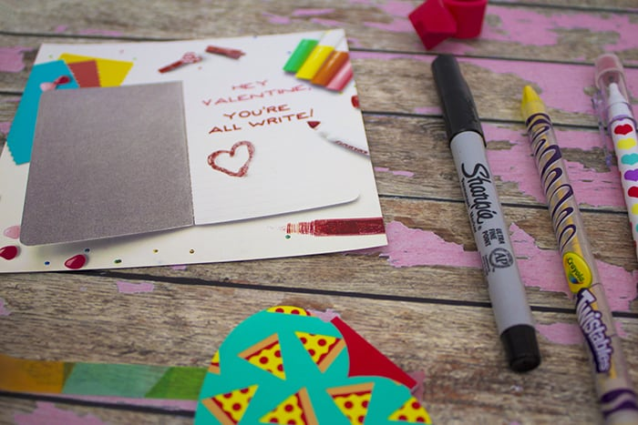You're All Write – Free Printable Valentines