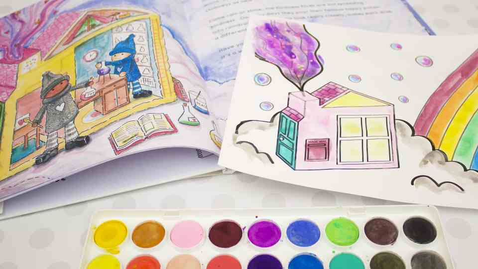 The Story of the Kindness Elves Review & Craft