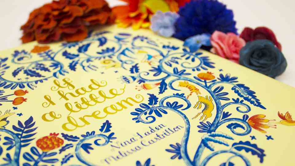 Dream On [If I Had A Little Dream Review & Craft]