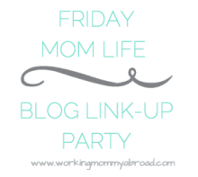 friday mom life link up