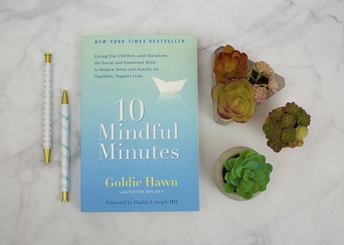 BOOK 10 MINDFUL MINUTES