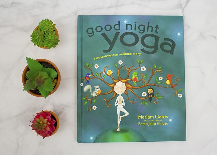 BOOK GOOD NIGHT YOGA