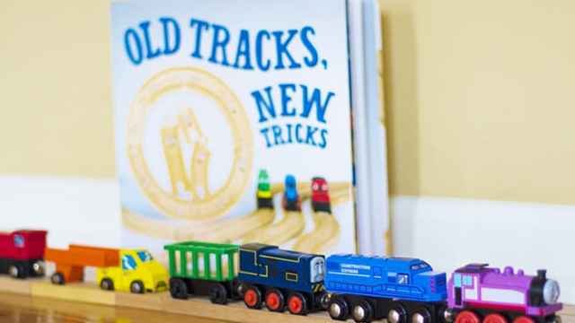 Can You Teach 'Old Tracks, New Tricks'? (Review + Craft)