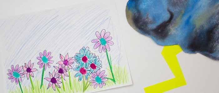 Fun Spring Arts & Crafts Inspired by Picture Books