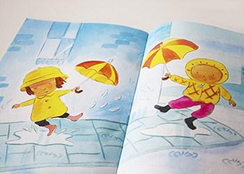 RAIN SPRING BOOKS