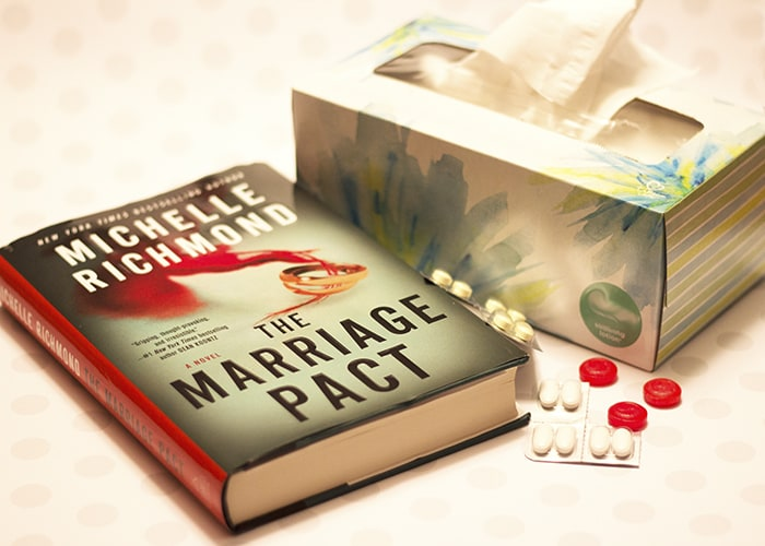 The Marriage Pact | Reading While Sick