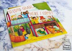 Back To School Book List- Second Grade, Here I Come!