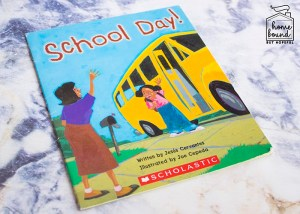 Back To School Book List- School Day!