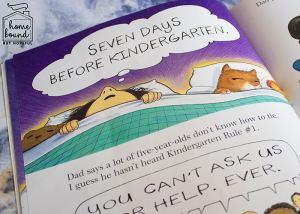 Back To School Book List- Countdown To Kindergarten