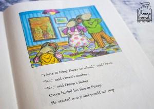 Back To School Book List- Owen
