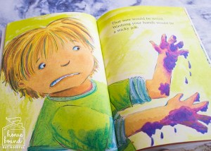 Back To School Book List- Read for Kindergarten, Stinky Face?