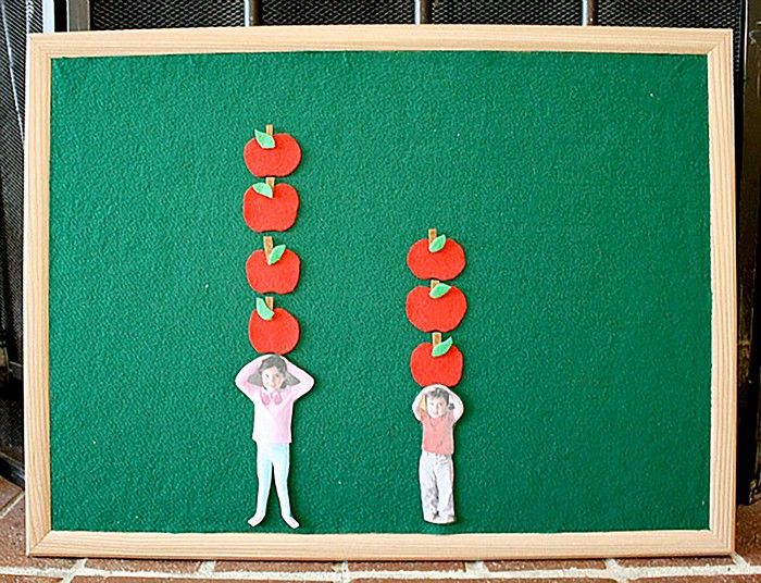 Ten Apples Up On Top- Buggy and Buddy
