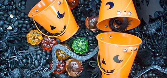 Sensory + Snack Pumpkin Picking Story Time