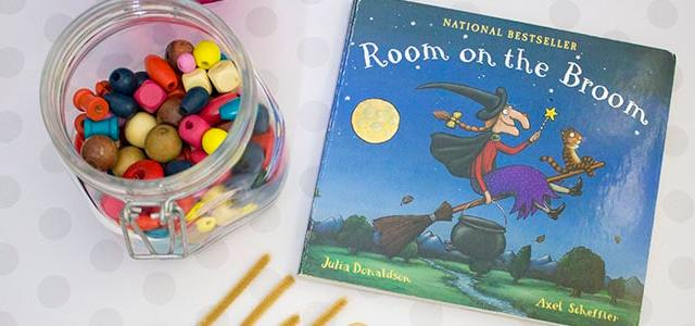 Room On The Broom Inspired Fine Motor Craft