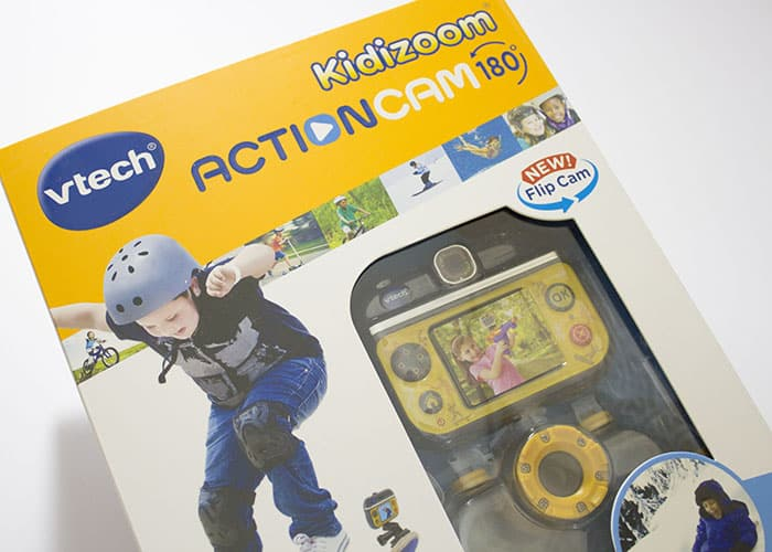 Gamer Gadget Gift Guide- Kidizoom ActionCam 180