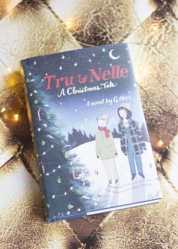 10 Kids Books To Give At Christmas- Tru & Nelle A Christmas Tale