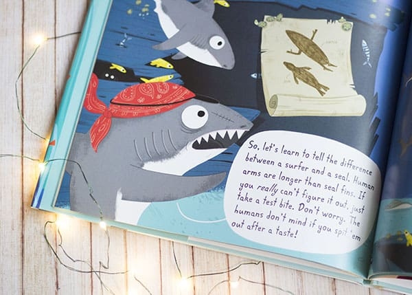10 Kids Books To Give At Christmas- How To Survive As A Shark