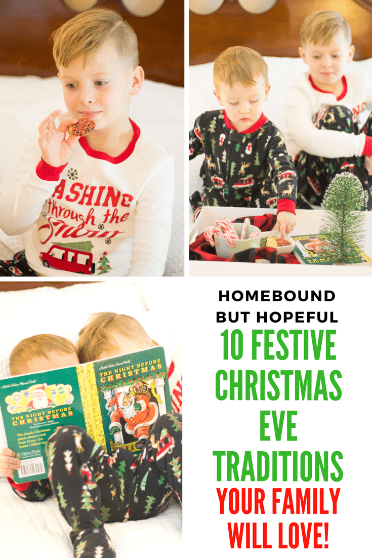 Looking for ideas to make Christmas Eve extra memorable and magical this year? Check out ten great ideas your family will love! #ad #ChristmasEve #Christmas #ChristmasTraditions #MerryChristmas #December24
