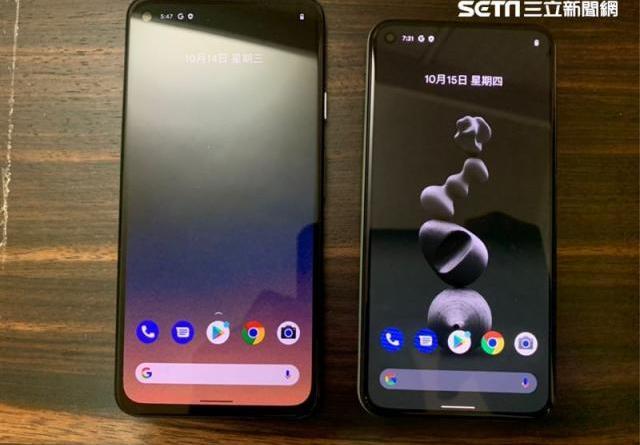 Google的年度新機Pixel 5 與Pixel 4a 5G版實測!拍照更強