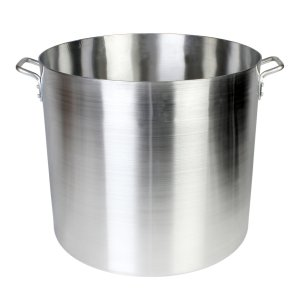 Thunder Group 80 Quart Aluminum Stock Pot